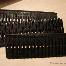 Militaria: LOTE 3 CARGADORES BREDA DE 8MM. Lote 152055294