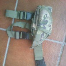 Militaria: FUNDA PISTOLA ARIDA EJERCITO ESPAÑOL. MOE, LEGION, PARACAIDISTAS. Lote 53608193