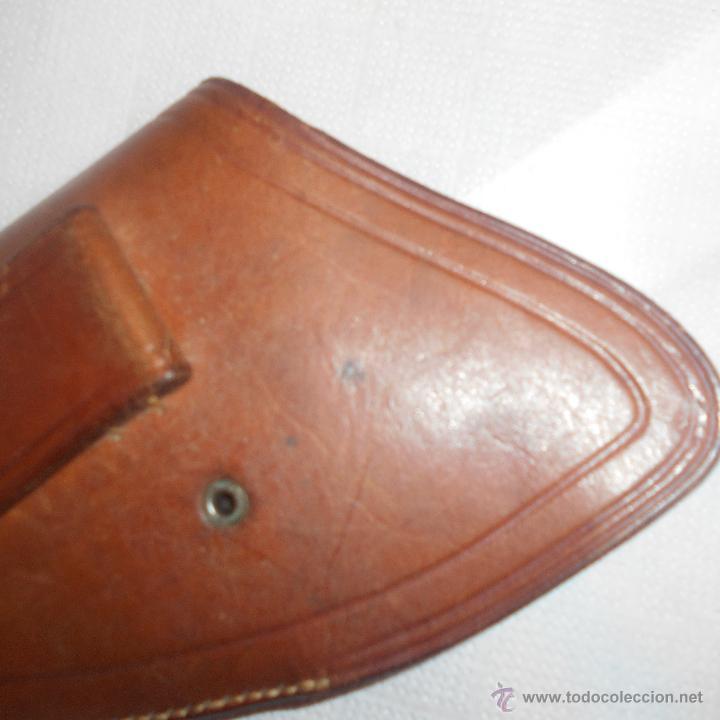 Militaria: funda de revolver calibre 38--largo - Foto 7 - 54844713