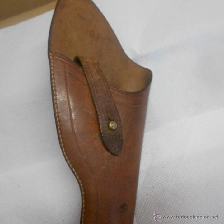 Militaria: funda de revolver calibre 38--largo - Foto 9 - 54844713