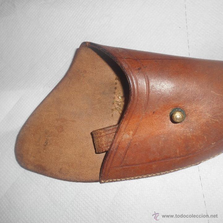 Militaria: funda de revolver calibre 38--largo - Foto 12 - 54844713