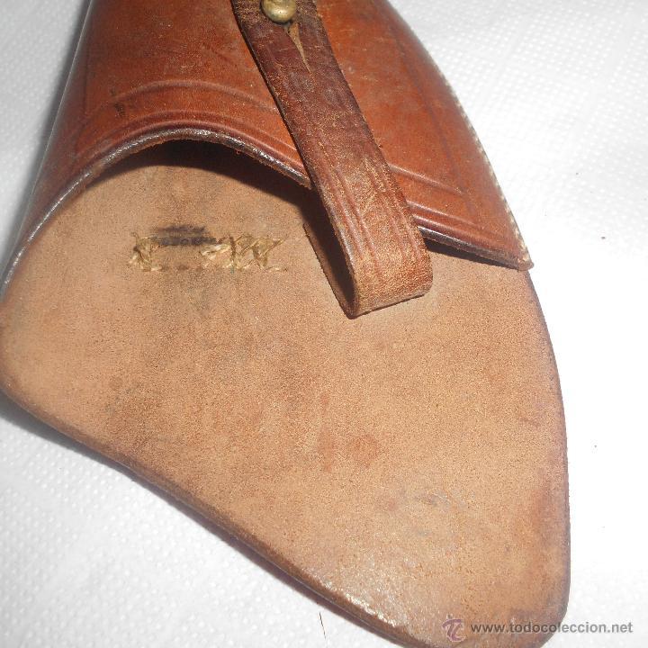 Militaria: funda de revolver calibre 38--largo - Foto 13 - 54844713