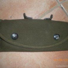 Militaria: CARTUCHERA PARA VISOR DE PUNTERIA LANZAGRANADAS, AMERICANO, WWII. Lote 57516611