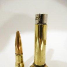 Militaria: MECHERO ADAPTADO CON UNA BALA.. Lote 59164810