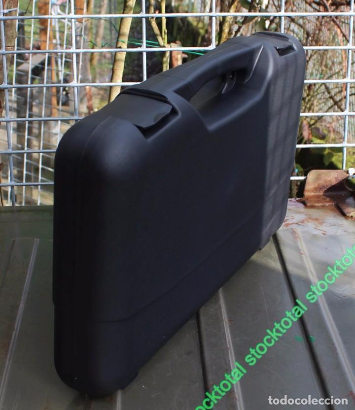 Maletin maleta para armas MEGALINE 2 PISTOLAS ETC 50X30X8,5 CMS 35732 m2019