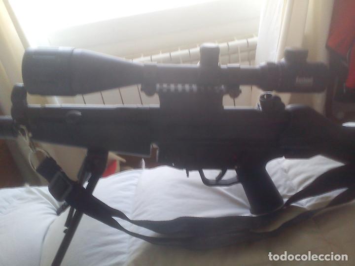 VISOR BUSHNELL BANNER 6 - 24 X 50 (Militar - Otros Artículos Relacionados con Armas)