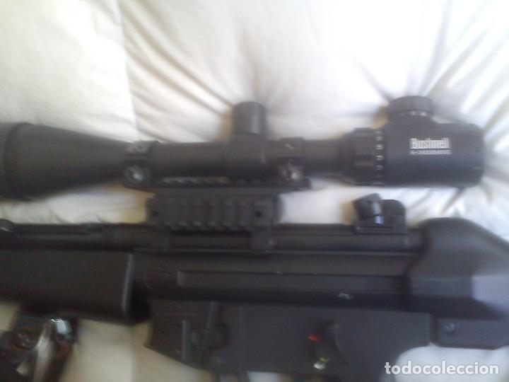 Militaria: VISOR BUSHNELL BANNER 6 - 24 X 50 - Foto 3 - 82713016