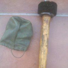 Militaria: BAQUETA S PARA CAÑON -7,5 CMS DE DIAMETRO CARROS EJERCITO. Lote 88739192