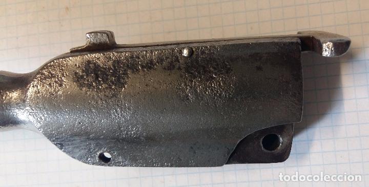 Militaria: Cañón de carabina de aire comprimido, modelo Diana 1907, (lo que se ve) - Foto 5 - 78026449