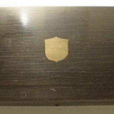 Caja para pistola antigua
