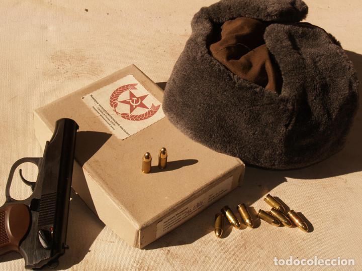 CAJA PARA PISTOLA MACAROV (Militar - Otros Artículos Relacionados con Armas)