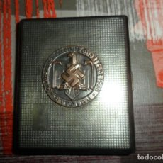 Militaria: PETILLERA DE RECUPERACCION ALEMANA CON MARCAJES. Lote 116435563