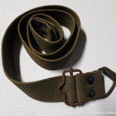Militaria: CORREA PORTA SUBFUSIL. Lote 131978638