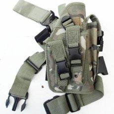 Militaria: PISTOLERA PERNERA. Lote 136490126
