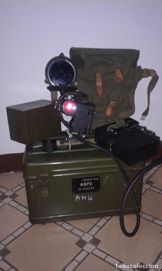 Militaria: VISOR NOCTURNO NSP2 PARA AK47 o SIMILAR - Foto 2 - 140731930
