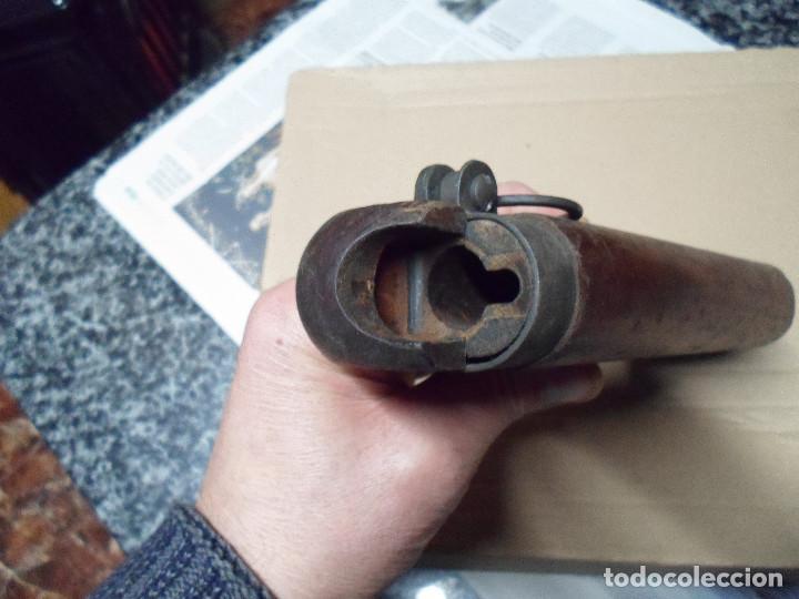 Militaria: GUARDAMANOS FUSIL FRANCES - Foto 3 - 147788054