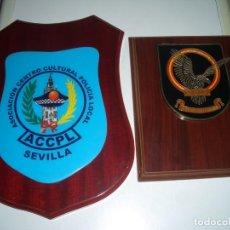 Militaria: METOPAS PN Y PL. Lote 155921802