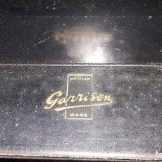 Militaria: CAJA MUNICIÓN GARRISON BRITISH. RARA. METAL.. Lote 158457854