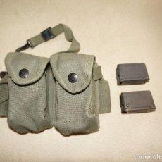 Militaria: CARTUCHERA Y CLIPS CARGADOR PARA FUSIL M1 GARAND . Lote 161249418