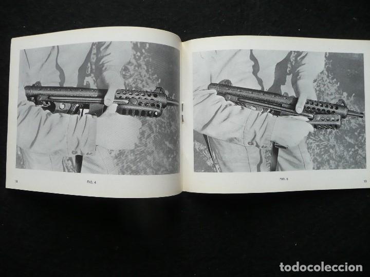 Militaria: STAR-CATALOGO SUBMACHINE GUN=STAR MODELO Z-63=SUBFUSIL AMETRALLADOR - Foto 7 - 172397707