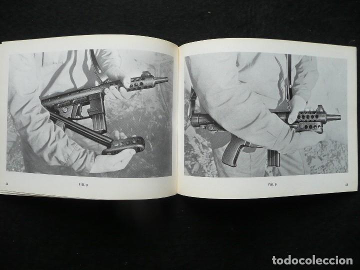 Militaria: STAR-CATALOGO SUBMACHINE GUN=STAR MODELO Z-63=SUBFUSIL AMETRALLADOR - Foto 8 - 172397707