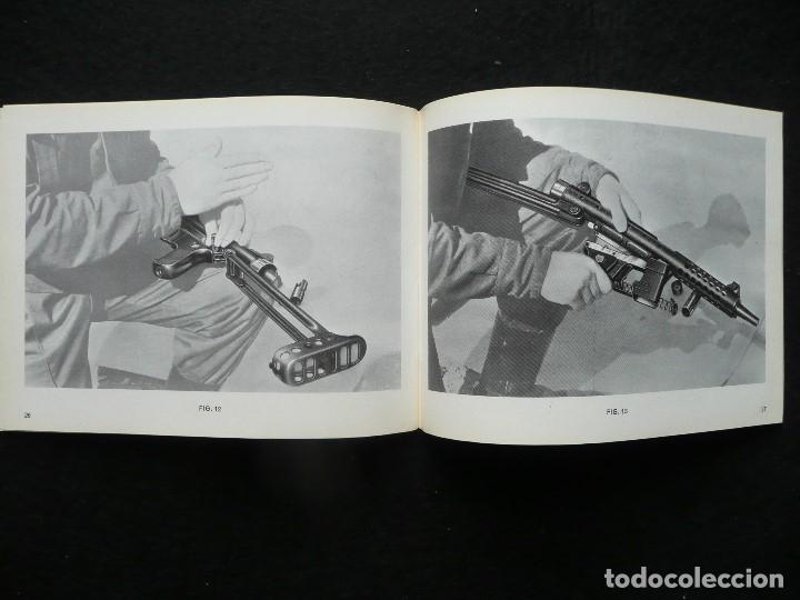 Militaria: STAR-CATALOGO SUBMACHINE GUN=STAR MODELO Z-63=SUBFUSIL AMETRALLADOR - Foto 9 - 172397707