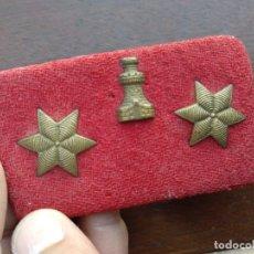 Militaria: DIVISA DE PECHO TENIENTE. Lote 172891404