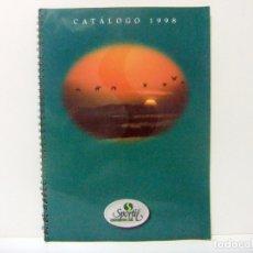 Militaria: CATÁLOGO SPORTIL ,S.A. AÑO 1998 + TARIFA ARMEROS AÑO 1999 - ARMAS VITORIA ESCOPETAS RIFLES DE CAZA. Lote 179101895