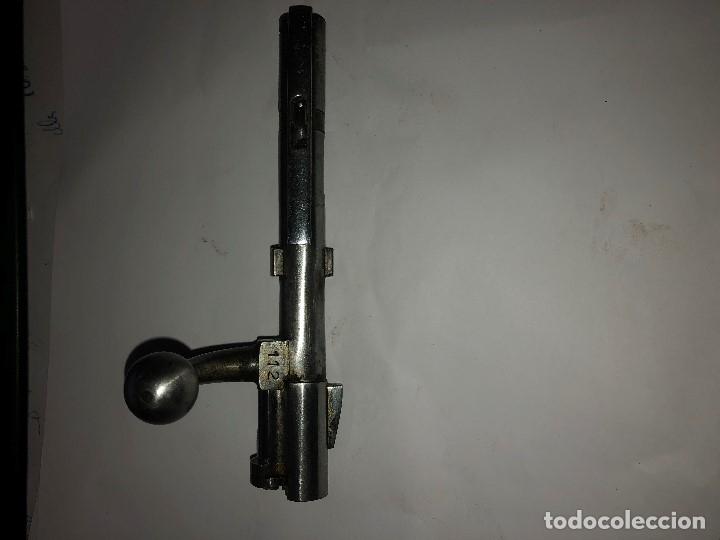 Militaria: Reliquia Española lote de piezas cerrojo Carabina Destroyer - Foto 5 - 181800343