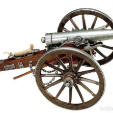 Militaria: CAÑON GUERRA CIVIL EUA, 1861. (38 CM.). Lote 184742131