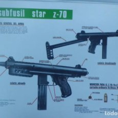 Militaria: LAS LAMINAS DE ARMAS DEL E.M. DEL EJERCITO.. Lote 189443627
