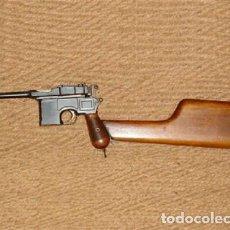 Militaria: FUNDA CULATÍN PARA MAUSER C96. Lote 195324672