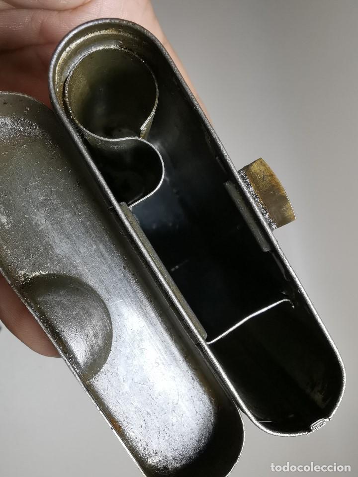 Militaria: Kit Estuche de limpieza alemán Mauser K98--------REF-CV - Foto 5 - 197327887