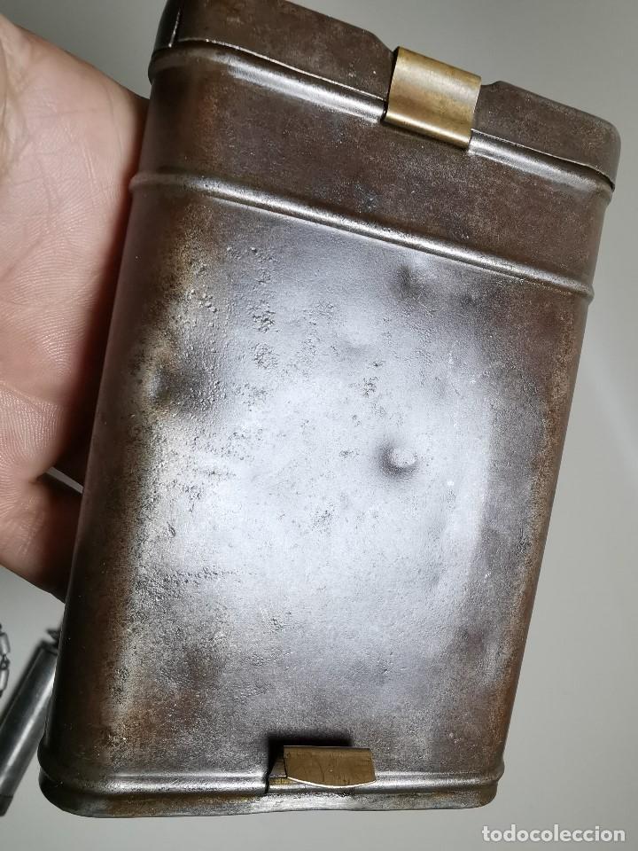 Militaria: Kit Estuche de limpieza alemán Mauser K98--------REF-CV - Foto 6 - 197327887