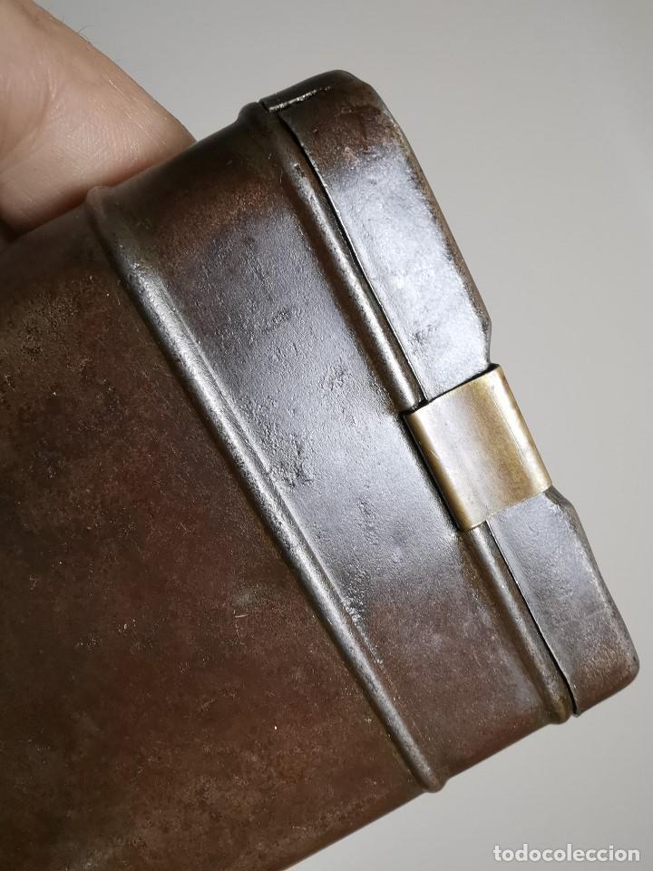Militaria: Kit Estuche de limpieza alemán Mauser K98--------REF-CV - Foto 7 - 197327887
