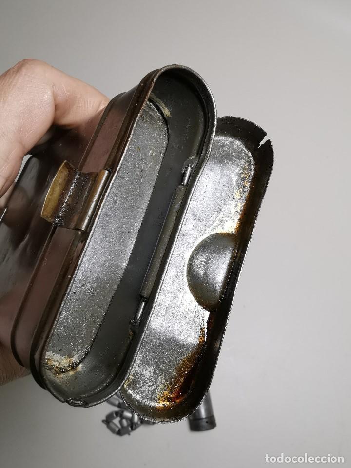 Militaria: Kit Estuche de limpieza alemán Mauser K98--------REF-CV - Foto 9 - 197327887