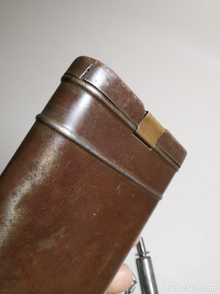 Militaria: Kit Estuche de limpieza alemán Mauser K98--------REF-CV - Foto 10 - 197327887