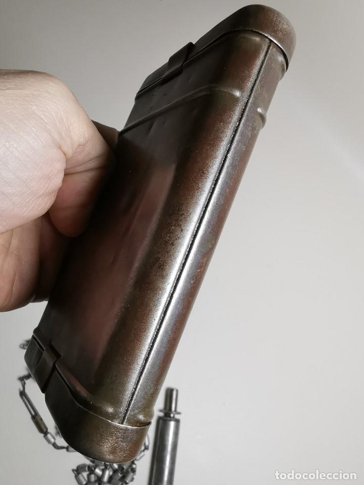 Militaria: Kit Estuche de limpieza alemán Mauser K98--------REF-CV - Foto 12 - 197327887