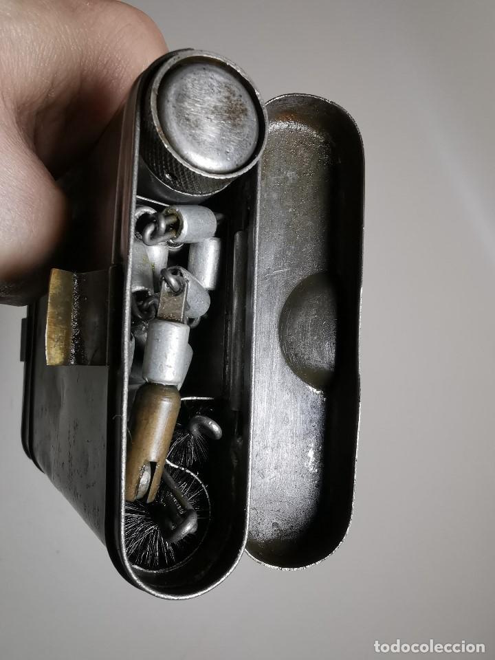 Militaria: Kit Estuche de limpieza alemán Mauser K98--------REF-CV - Foto 26 - 197327887