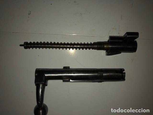 Militaria: Reliquia Española lote de piezas cerrojo Carabina Destroyer - Foto 14 - 181800343