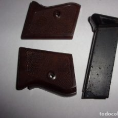 Militaria: CACHAS YCARGADOR PISTOLA ERMA MADE IN GERMANI . Lote 198338420
