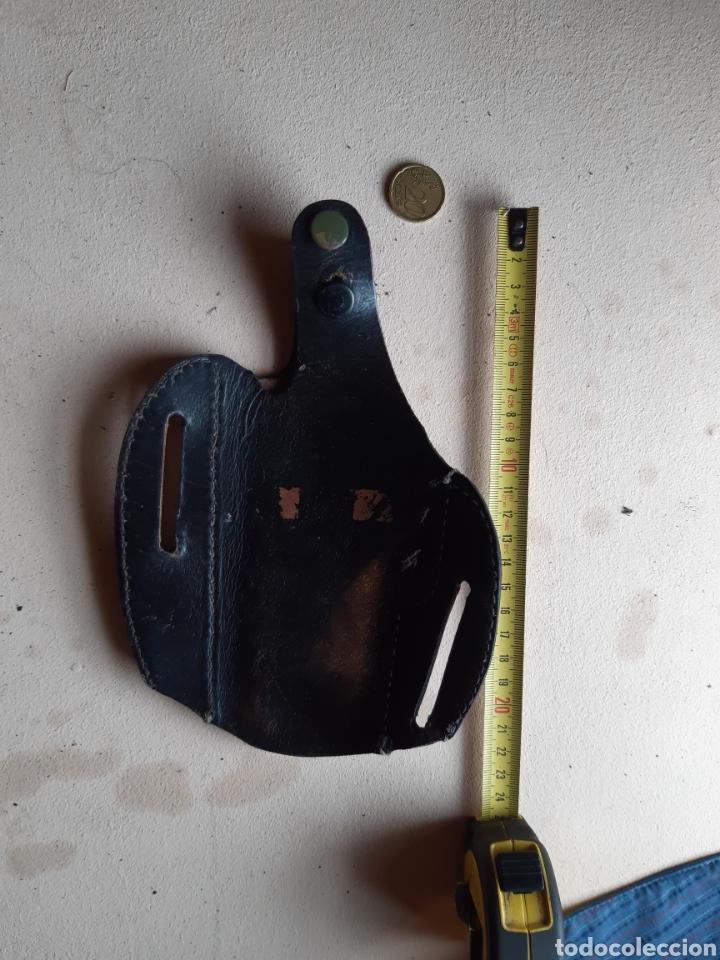 Militaria: Funda de pistola riñonera - Foto 2 - 207079778
