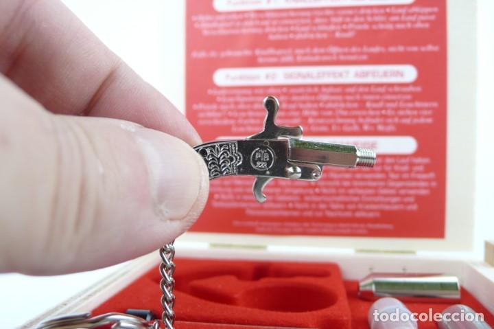 Militaria: Berloque Pistole - Mini pistola- En caja original-Made in Austria - Foto 4 - 208881928
