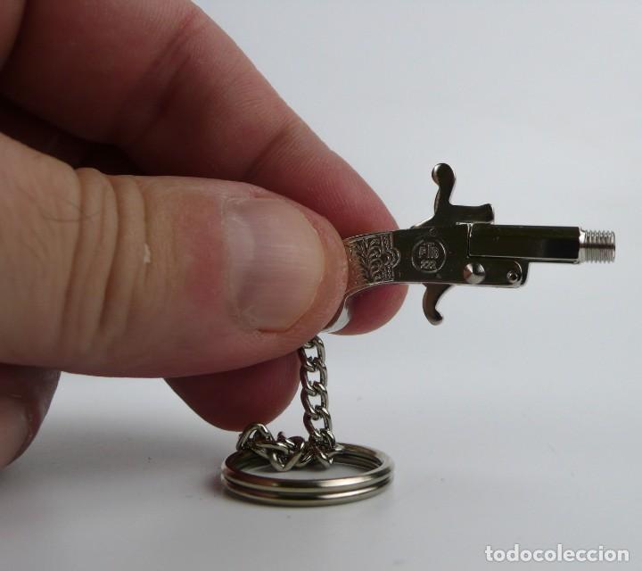 Militaria: Berloque Pistole - Mini pistola- En caja original-Made in Austria - Foto 8 - 208881928