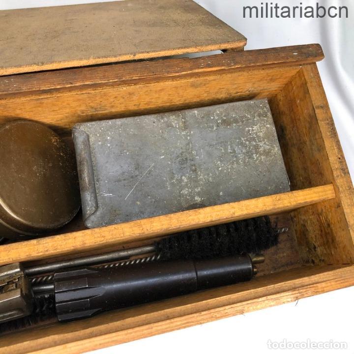 Militaria: Caja de herramientas para la Ametralladora Checa ZB 37/56 fabricada bajo la dominación alemana - Foto 2 - 243604960
