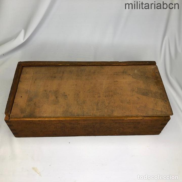Militaria: Caja de herramientas para la Ametralladora Checa ZB 37/56 fabricada bajo la dominación alemana - Foto 5 - 243604960