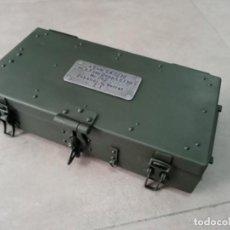 Militaria: CAJA DE HERRAMIENTAS PARA CAÑON ALEMAN DE 3.7 CM. Lote 243844435