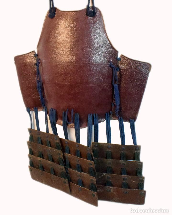 Militaria: Samurai armadura para Ashigaru periodo Edo - Foto 9 - 245483035