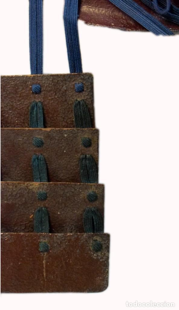 Militaria: Samurai armadura para Ashigaru periodo Edo - Foto 13 - 245483035