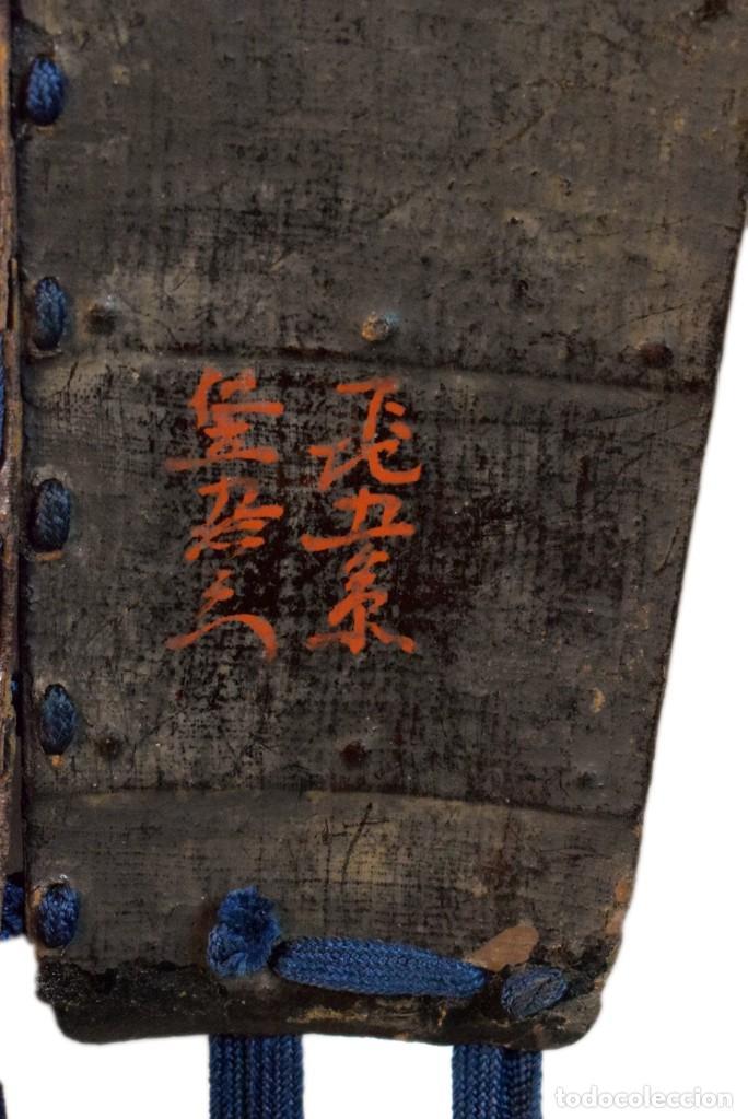 Militaria: Samurai armadura para Ashigaru periodo Edo - Foto 19 - 245483035